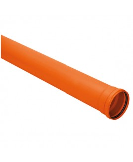 Tubo de PVC Silentium 150mm / 6 MTS Amanco