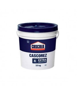 Cola Cascorez Extra 10Kg Branca Cascola