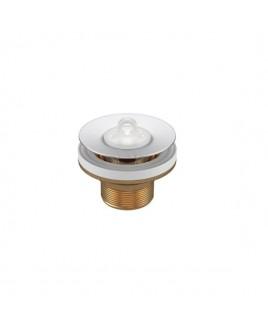 Valvula de escoamento Uniforme Tampa plastica para lavatorio cubas Deca 1602.C.PLA