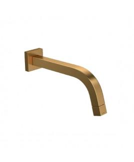Torneira Gold Matte Tube Parede Deca 1178.GL.TUB.MT