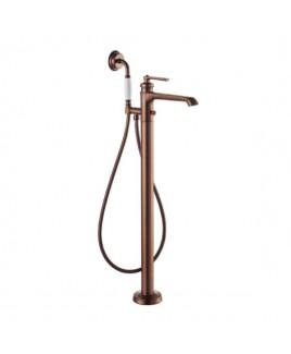 Monocomando de piso para banheira com ducha manual Ever Orb Doka