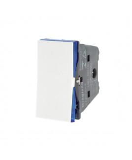 Módulo de Interruptor Bipolar Paralelo 10A Branco Plus+ Pial Legrand