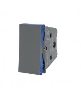 Módulo de Interruptor Bipolar Paralelo 10A Cinza Plus+ Pial Legrand