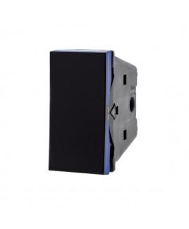 Módulo de Interruptor Bipolar Paralelo 10A Preto Plus+ Pial Legrand