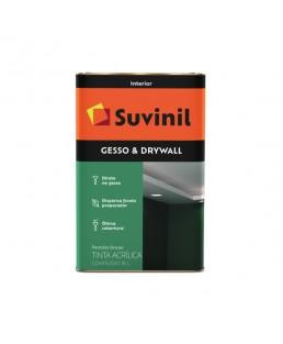 Tinta para Gesso e Drywall 18 Litros Suvinil