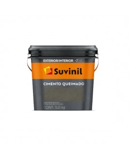 Tinta Cimento Queimado Vista Noturna 5 Kgs Suvinil