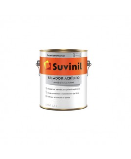 Selador Acrílico 3,6 Litros Suvinil