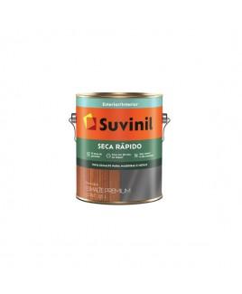 Tinta Esmalte Seca Rápido Branco Brilhante 3,6 litros Suvinil