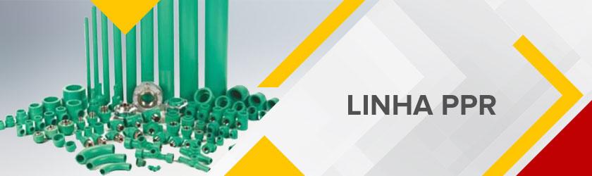 hidraulica tubo conexão linha ppr