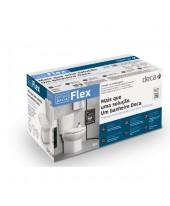 Kit Completo Bacia C/Caixa acoplada Flex Deca KP.380.17