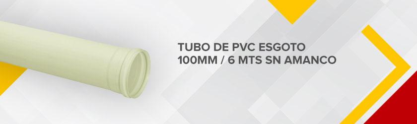 Tubo Esgoto
