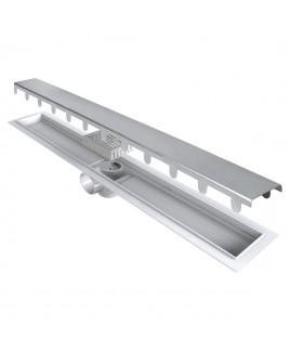 Ralo Linear Elleve Smart Tampa Inox 60 cm - 260