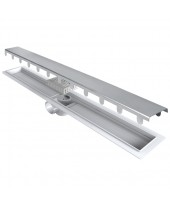 Ralo Linear Elleve Smart Tampa Inox 70 cm - 261
