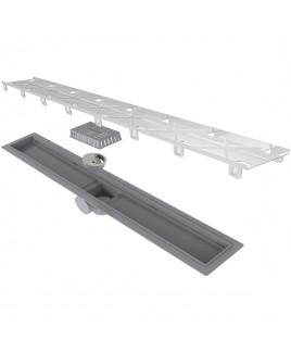 Ralo Linear Elleve Smart Tampa Oculta 60 cm - 262