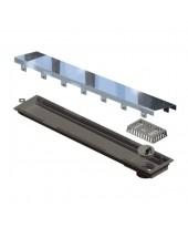 Ralo Linear Elleve Versatile Tampa Inox Polido 50 Cm - 4256