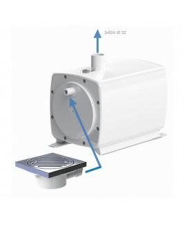 SFA SANIFLOOR bomba de sucção para ralo de chuveiro 220V HIFLOOR1BR