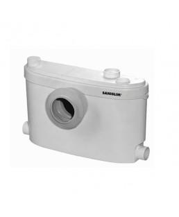 SFA SANISLIM Bomba Trituradora slim para vaso sanitário  lavatório e chuveiro - 220V SLIMBR