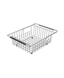 Cesta Inox Rentangular Regulavel 94528/030