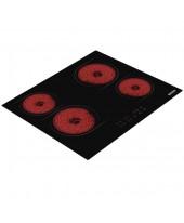 Cooktop Eletrico Resistencia Tramontina Domino Touch 4 bocas 4EV60 94747/220