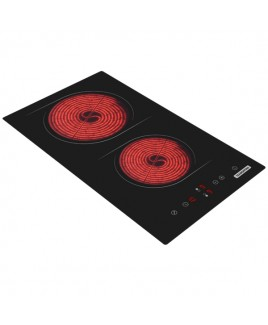 Cooktop Eletrico Resistencia Tramontina Domino Touch 2 bocas 2EV30 94748/220