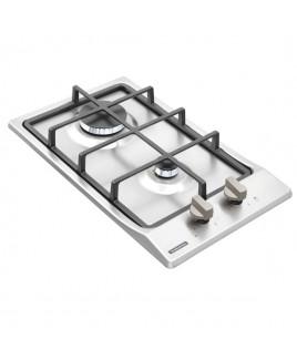 Cooktop Safestop Tramontina Inox gas Domino 2GX HE 30 94700/214