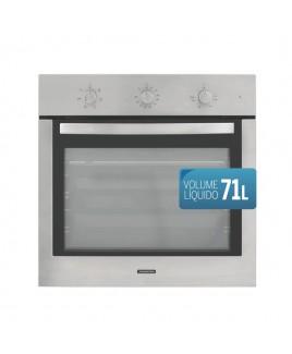 Forno Eletrico Embutir 220v New Inox Cook 60 F7 94866/220
