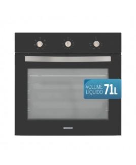 Forno Eletrico Embutir 220v Preto New Glass Cook B 60 F7 94867/220