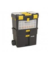 Caixa Plástica Vonder CRV 0100 C/Rodinhas 6105010000