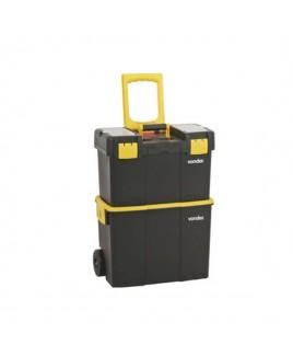 Caixa Plástica Vonder CRV 0300 C/Rodinhas 6105030000