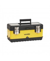 Caixa Ferramenta Metálica/Plastica Vonder CMV 0380 6105380000