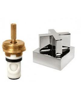 Acabamento de pressão (chuveiro)  1/2 ,3/4 e 1 polegada Dream Clássica Deca 4916.C88.PQ