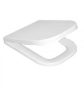 Assento Termofixo (polipropileno)Slow Close Quadra/Piano/Polo/Unic Deca AP.215.17