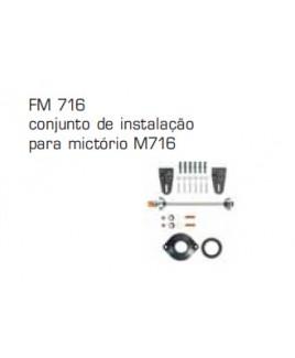 Conjunto De Instalação Mictorio M716 Deca FM.716.01