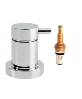 Acabamento de pressão (chuveiro)  1/2 ,3/4 e 1 polegada Spin Deca 4916.C72.PQ