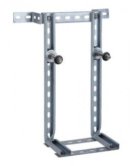 Suporte de fixação bacia e bide suspenso da Deca (alvenaria) SP.132.01