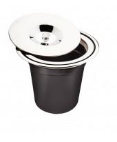 Lixeira Embutida Granito Tramontina 5 litros 94518/005