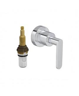 Acabamento de pressão(chuveiro)ate 1 pol Flex Plus Deca 4916.C21.PQ