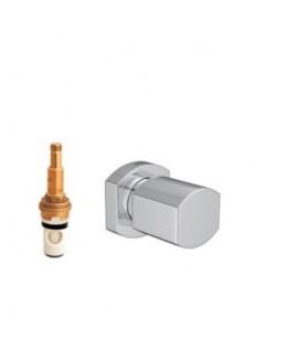 Acabamento de pressão(chuveiro) ate 1pol LIV Deca 4916.C30.PQ