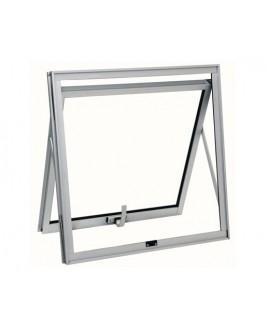 Janela Maxim-Ar sem grade vidro mini boreal 060x060x4,7 Sasazaki