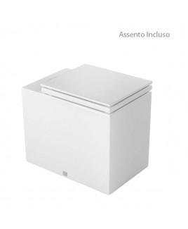 Bacia Convencional Cubo Com Assento Deca P.26C.17